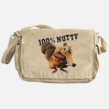 Ice Age Scrat 100% Nutty Messenger Bag