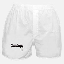 Jaylene Classic Retro Name Design wit Boxer Shorts