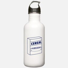 Cereal Water Bottle