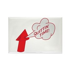 Quitting time whistle Magnets