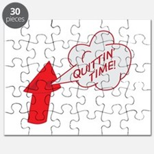 Quitting time whistle Puzzle