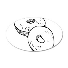 Bagel Wall Decal
