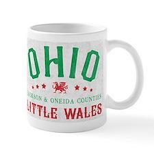 Little Wales Ohio Welsh Mugs