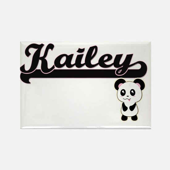 Kailey Classic Retro Name Design with Pand Magnets