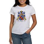 Devos Family Crest Women's T-Shirt