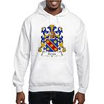 Devos Family Crest Hooded Sweatshirt