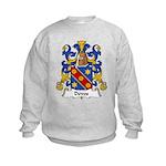 Devos Family Crest Kids Sweatshirt