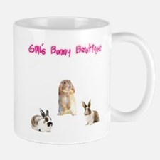 GMLs Bunny Boutique Mugs