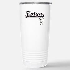 Kaiya Classic Retro Nam Stainless Steel Travel Mug
