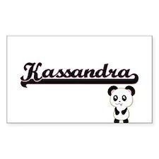 Kassandra Classic Retro Name Design with P Decal