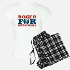 Roger for President Pajamas
