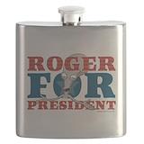 Roger american dad Flask Bottles