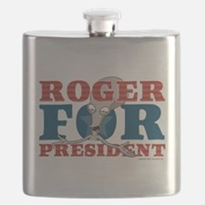 Roger for President Flask