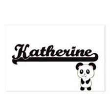 Katherine Classic Retro N Postcards (Package of 8)