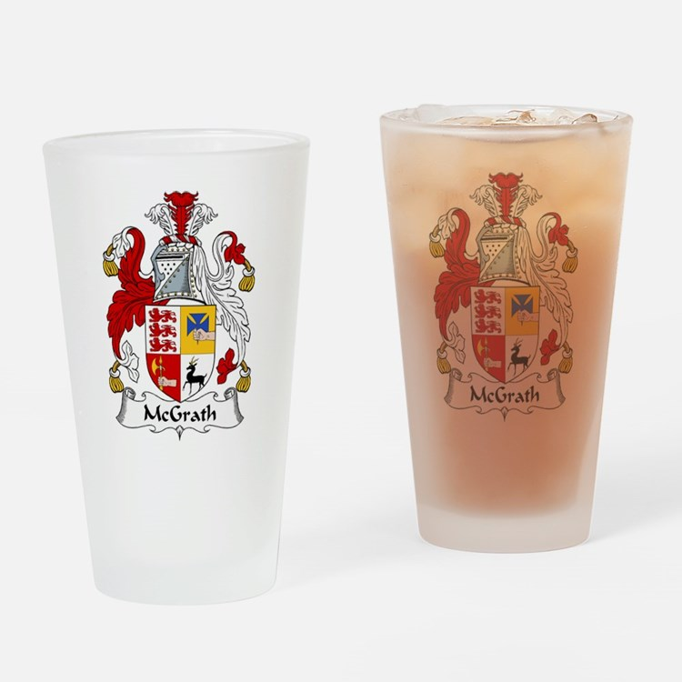 Pint Drinking Glass