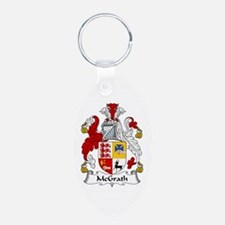 Mcgrath Coat Of Arms Keychains