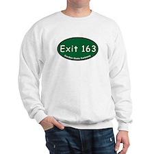 Exit 163 - NJ 17 - To NJ 4 / Sweatshirt