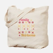 Family Heirlooms Tote Bag