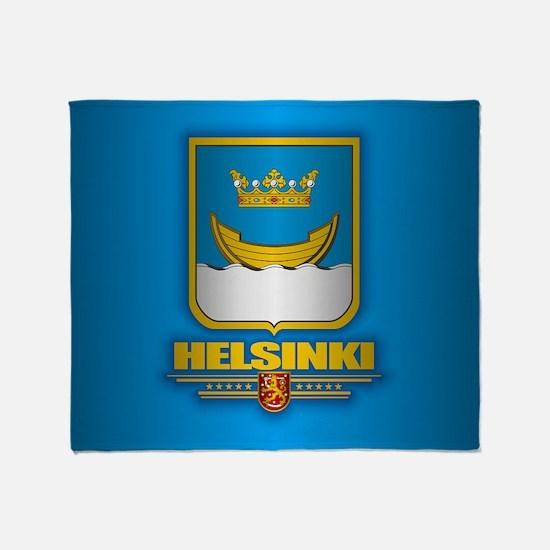 Helsinki Throw Blanket