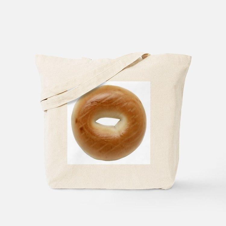 Bagel Tote Bag
