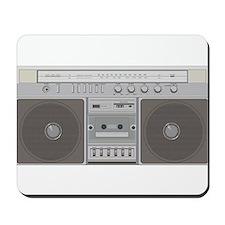 Boombox Radio Mousepad