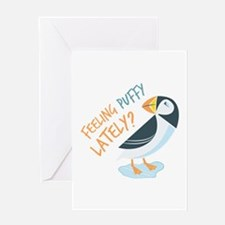 Feeling Puffy Greeting Cards