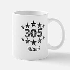 Vintage 305 Miami Mugs