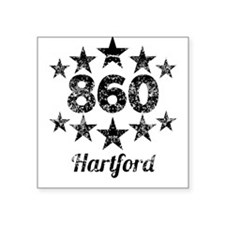 Vintage 860 Hartford Sticker