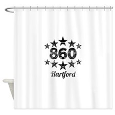 Vintage 860 Hartford Shower Curtain