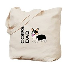 Corgi Dad Tote Bag