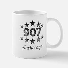 Vintage 907 Anchorage Mugs