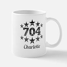 Vintage 704 Charlotte Mugs