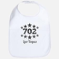 Vintage 702 Las Vegas Bib