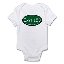 Exit 153 - NJ 3 - New York C Infant Bodysuit