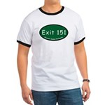 Exit 151 - Watchung Avenue - Ringer T