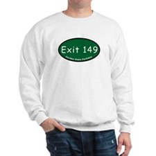 Exit 149 - Belleville Avenue Sweatshirt