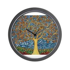 My Tree of Life Wall Clock