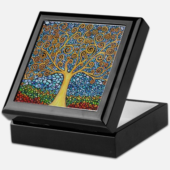 My Tree of Life Keepsake Box
