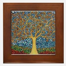 My Tree of Life Framed Tile