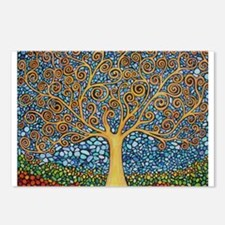 My Tree of Life Postcards (Package of 8)