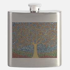 My Tree of Life Flask