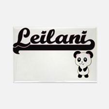 Leilani Classic Retro Name Design with Pan Magnets