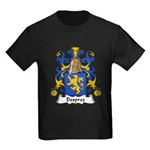 Desprez Family Crest Kids Dark T-Shirt