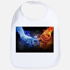 Fire and Ice Bib