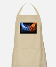 Fire and Ice Apron