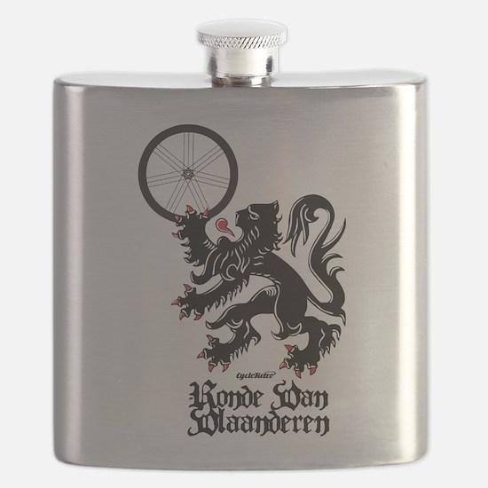 Tour of Flanders Lion Flask