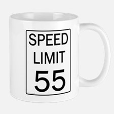Speed Limit-55JPG.jpg Mugs