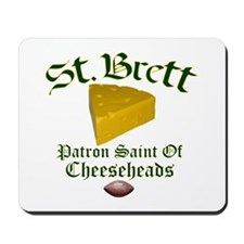 St. Brett Mousepad