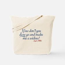 Don't You Dare Nashville Tote Bag