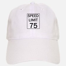 Speed Limit-75.jpg Baseball Baseball Baseball Cap